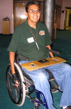 We share a deep commitment to Native Americans with disabilities.